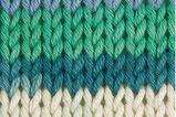 Degradé Sun 97 - Écru-Bleu-Vert blanc