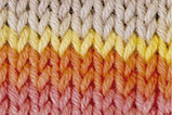 Candy 669 - Beige-Orange-Jaune-Corail