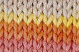 Candy 669 - Beige-Orange-Jaune-Corail