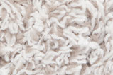 Big Chantilly jaspé 252 - Blanc Vison