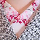 半衿 桜の花びら
