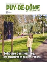 Couverture de Puy-de-Dôme en Mouvement
