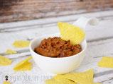 Mexikanisches Bohnenmus mit Tacos, Aufstrich