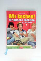 Verlag: Mosaik bei Goldmann  Buchtitel: Wir kochen! für unsere Freunde  Autor: Susanne Klug Erscheinungsjahr: 2008