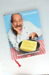 Verlag: Mosaik bei Goldmann  Buchtitel: Alles in Butter  Autor: Horst Lichter  Erscheinungsjahr: 2009