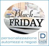 Centro Copie - DADEpc Bolzano.personalizzazione automezzi e negozi