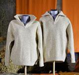 Oberbekleidung aus Schafwolle