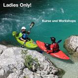 Ladies-Only! Kurse und Workshops mit Anne Hübner, zum Beispiel an der Soca!