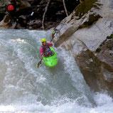 Anne Hübner Adidas-Sickline Extreme Kayak Worldchampionships Foto: Martina Pohl-Elsner