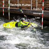 Technik-Kurse mit Anne Hübner in Hüningen, Augsburg, Lofer oder an deinem Wunschort!