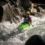 Anne Hübner Adidas-Sickline Extreme Kayak Worldchampionships Foto: Manuel Arnu