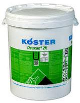 Zweikomponentige, elastische, faserhaltige, kunststoffmodifizierte Bitumendickbeschichtung (PMBC) nach DIN 18195 für die sichere Bauwerksabdichtung, z. B. Kelleraußenabdichtung.