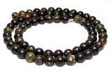 Biotit / Dunkelglimmer Perlen beads