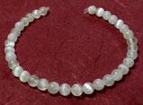 Selenit Marienglas Perlen beads