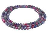 Rubin Perlen beads
