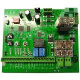 Tarjeta electrónica AKIA PU2M para motorización Akia France