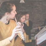 Gabrielle Muller flûtiste