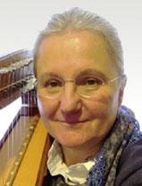 Luisa Ruprecht  – Harfe, Klavier