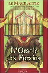L'oracle des forains, Pierres de Lumière, tarots, lithothérpie, bien-être, ésotérisme