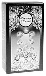 Tarot d'un Ange à l'autre, Pierres de Lumière, tarots, lithothérpie, bien-être, ésotérisme