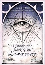 L'oracle des énergies lumineuses, Pierres de Lumière, Tarots, Oracles, Esotérique, lithothérapie, bien-être