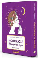 Mon Oracle messages des anges , Pierres de Lumière, Tarots, Oracles, Esotérique, lithothérapie, bien-être