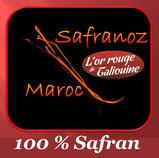 Pur safran du Maroc