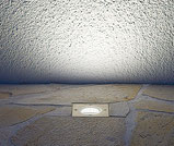 LED quadratische Bodeneinbauleuchte