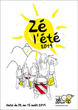 Zé l'été 2014 - Batucada Zé Samba