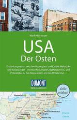 DuMont Reise-Handbuch Reiseführer USA, Der Osten mit Extra-Reisekarte Reiseführer USA Ostküste