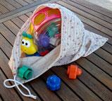 sac pour jouet éducatif