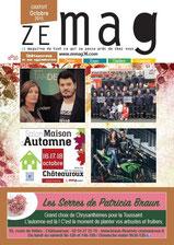 ZE mag 36 Châteauroux n°10 octobre 2015