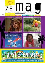 ZE mag 36 Châteauroux N°8 juillet / août  2015