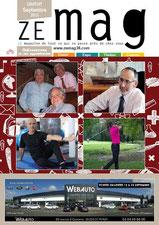 ZE mag 36 Châteauroux N° 9 septembre 2015