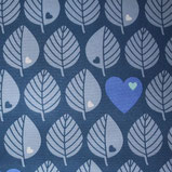 Blätter Blau
