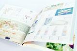 【カタログ×雑貨】 取り扱い商品のカタログ。より良く見せるために撮影とレイアウトにこだわりを。