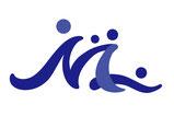 【ロゴデザイン×運送・引越業】株式会社マリア・ライト様(運送・引越業) 頭文字のMとLをモチーフに、人と人との繋がりと人の動きをイメージしてデザインしました。