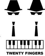 ピアノ連弾 TWENTY FINGERS