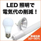 LED照明/ 省エネ