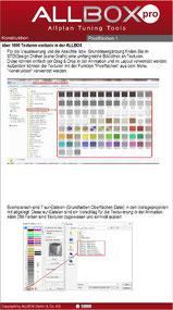 Allplan Pixelflächen