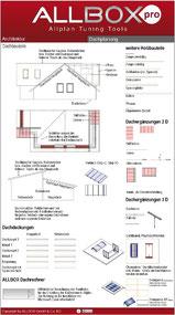 Allplan Dachplanung