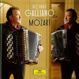 "Richard Galliano - ""MOZART"""