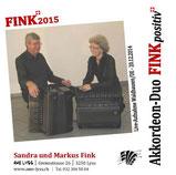 Akkordeon-Duo FNKpositiv - FINK 2015