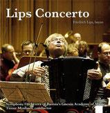 Friedrich Lips - Lips Concerto