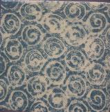 Plättli mit Mustern der St. Galler Stickerei