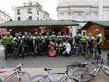 In Piazza a Bassano con il panificio Bertollo  29-11-2015
