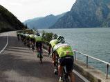 Giro del lago di Garda 10-10-2015