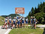 Passo della Borcola-Folgaria-Passo Vezzena 13-8-2016