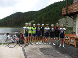 Giro lago Calaita 22-8-2015
