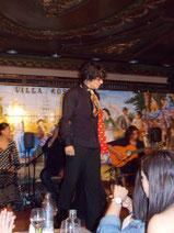 фламенко в мадриде танец, музыка, гитара